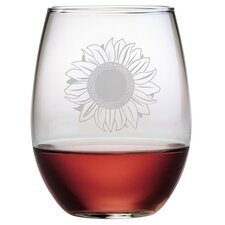 Stemless Wine Glass I (Set of 4)