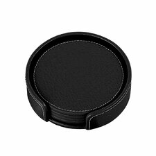 Leather Coaster (Set of 4)