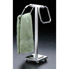 RJWright Home Free Standing Fingertip Towel Stand