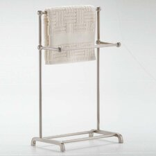Free Standing Mini Two Tier Towel Stand