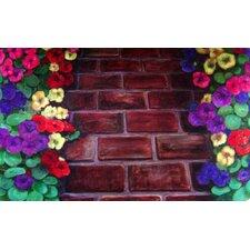 Brick Path Doormat
