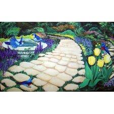 Garden Path Doormat