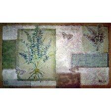 Majestic Ferns Doormat