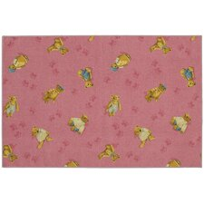 Children's Play Plushy Bears Area Rug