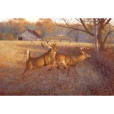 Lambson Opening Day Deer Doormat