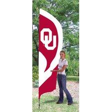 NCAA Tall Team Flag
