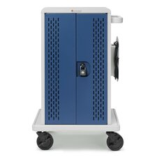 3 Compartment Tablet Storage Cart