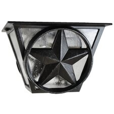 Americana 2 Light Flush Mount