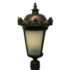 "Parisian Elegance 3 Light 22.5"" Post Lantern"