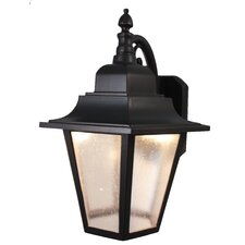 "Kiss Series 18.5"" LED Outdoor Wall Lantern"