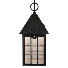 Kiss Series 1 Light Outdoor Hanging Lantern