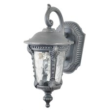 Kiss Series 1 Light Wall Lantern