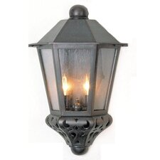 Tuscany 2 Light Wall Lantern
