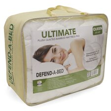 Defend A Bed Ultimate Bamboo Quilted Waterproof Mattress Protector