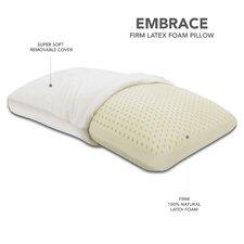 Embrace Firm Latex Pillow, 100 Percent Ventilated Latex Foam