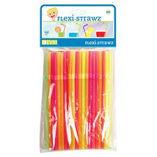 Flexi-Straws (100 Count)