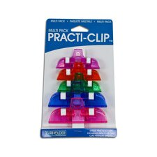 Assorted Colors Practi-Clip