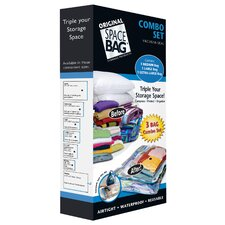 Space Bag Combo Set (Set of 3)