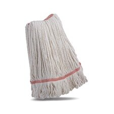 Large Looped End Cotton Wet Mop Head