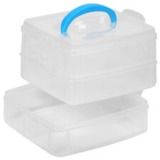 Snap N Stack Storage Container