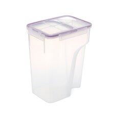 23 Cup Jumbo Flip Top Rectangular Cereal Keeper