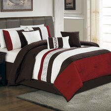 Ethan 7 Piece Comforter Set