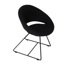 Crescent Wire Side Chair
