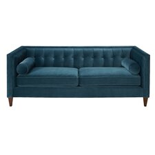 Milano Tufted Sofa in Teal