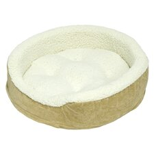 Oliver Foam Bolster Dog Bed