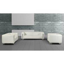 Divani Casa Salvia Sofa Set
