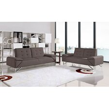 Divani Casa Briza Modern Sofa Bed Set