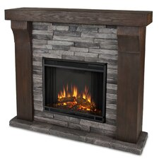Avondale Cast Mantel Electric Fireplace