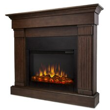 Slim Crawford Electric Fireplace