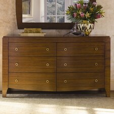 Mercer 6 Drawer Dresser