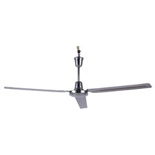 """56"""" Industrial 3 Blade Ceiling Fan with Remote"""