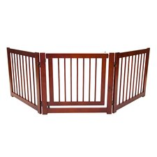 "360 Configurable 24"" Pet Gate"