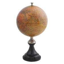 Versailles Globe in Bronze and Brass