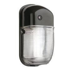 Outdoor Wall Pack 1 Light Sconce