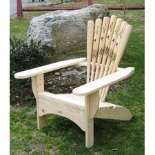 Base Ball Bat Adirondack Chair