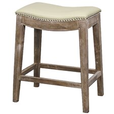 "Elmo 25"" Bar Stool with Cushion"