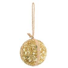Glass Ball Christmas Ornament (Set of 12)