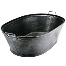 Fall Iron Oval Washing Tub