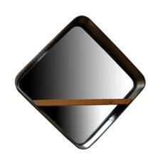 Square Shelf Mirror