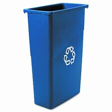 Slim Jim® 23-Gal Curbside Recycling Bin