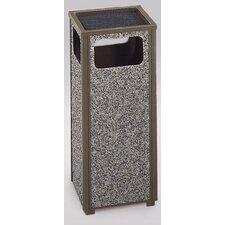12-Gal Aspen Sand Top Ash/Trash Receptacle (Set of 2)