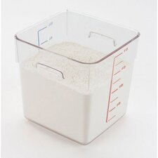8-Quart SpaceSaver Square Container