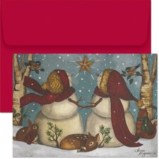 Masterpiece Studios Do You See What I See Boxed Holiday Card