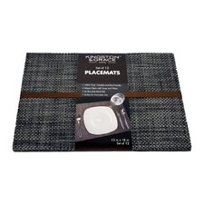 Kingston & Grace Weave Placemat (Set of 12)