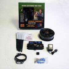 Humane Contain Advanced Super System Dog Electric Fence