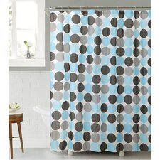 Peva Orbit Shower Curtain